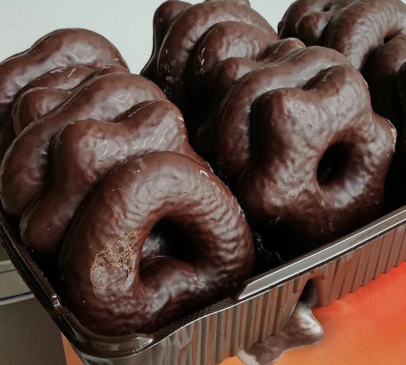 Lebkuchen – gekauft am 31. August.   | Foto: Kathrin Ganter
