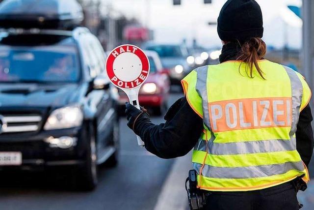 Wie stehen die Kandidaten im Wahlkreis Lörrach-Müllheim zu Kontrollen an der Schweizer Grenze?