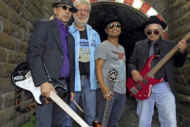 Bluesrock mit der Freiburger Band Haid Park in Efringen-Kirchen