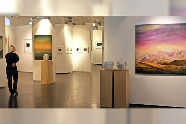 Verein macht Kunst sichtbarer