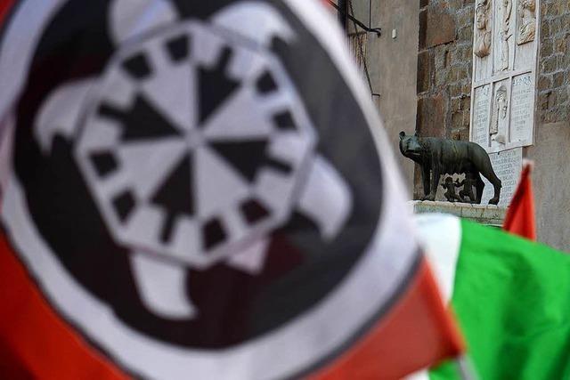 Italiens Rechte im Aufwind – und die Politik guckt zu
