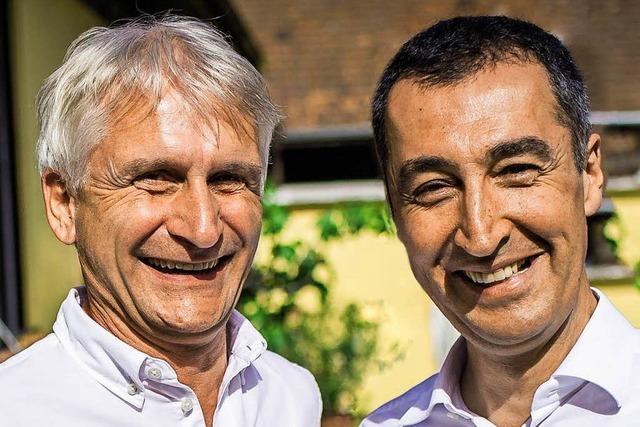 Cem Özdemir kommt am Samstag nach Lörrach