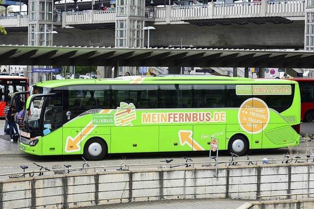 Flixbus beitet ab Juli 2018 neue Strecke an