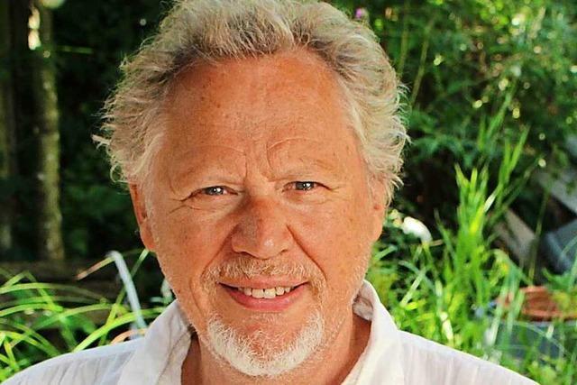 Wähler und Musiker Hary Wille: