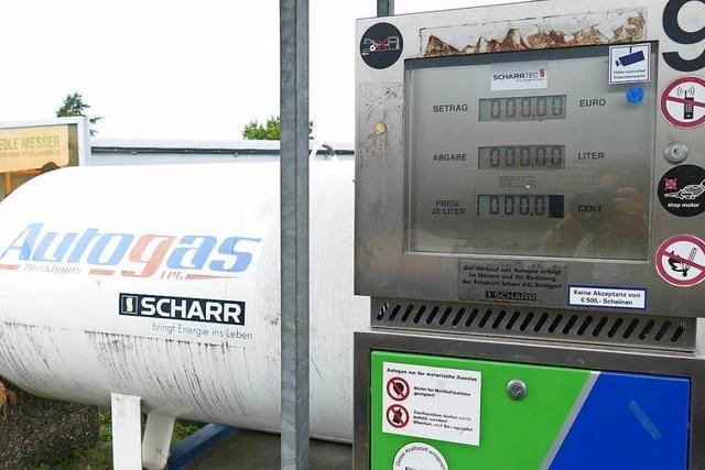 Autogas-Infrastruktur in und um Bad Säckingen lässt zu wünschen übrig