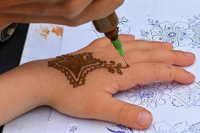 Lörracher Kinderchirurg warnt vor Henna-Tattoos