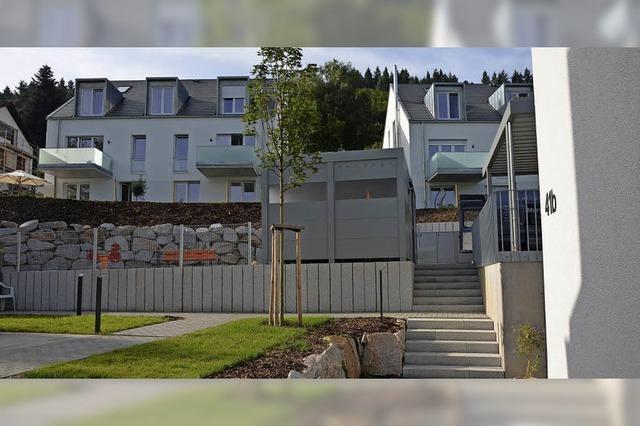 Wohnen in Littenweiler