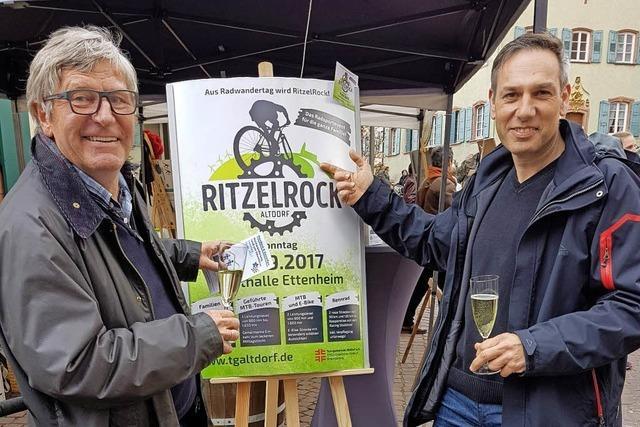 Ritzel-Rock für Profis und die ganze Familie