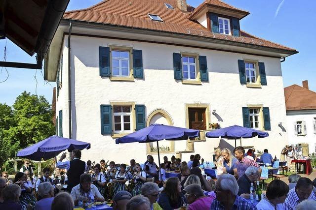 Gemeindefest in Britzingen