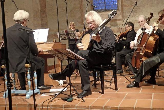 Hommage an den Komponisten Christoph Graupner