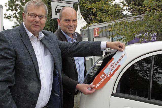 Bad Säckingen will emissionsfreien Verkehr stärken