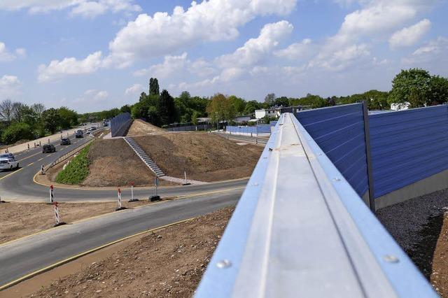 B 33: Früher fertig und fast zwei Millionen Euro billiger