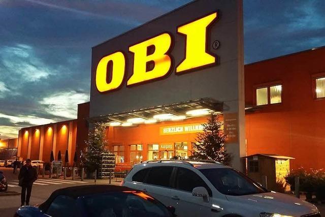 Obi-Baumarkt nimmt nächste Hürde