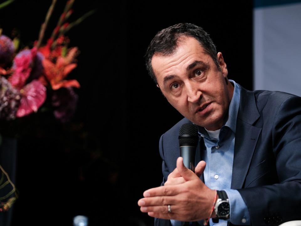 Cem Özdemir beim BZ-Talk  | Foto: Miroslav Dakov