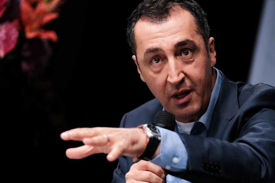 Cem Özdemir (Foto: Miroslav Dakov)