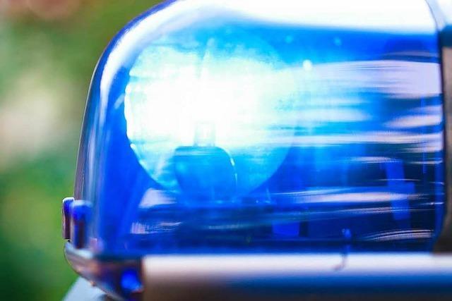 Motorradfahrer stößt bei Breitnau mit Auto zusammen und verletzt sich schwer