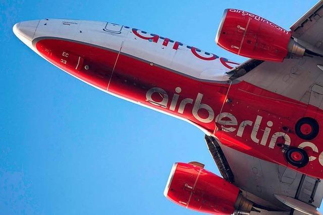 Eurowings und Gewerkschaft Ufo vereinbaren Grundlagen für Personal von Air Berlin