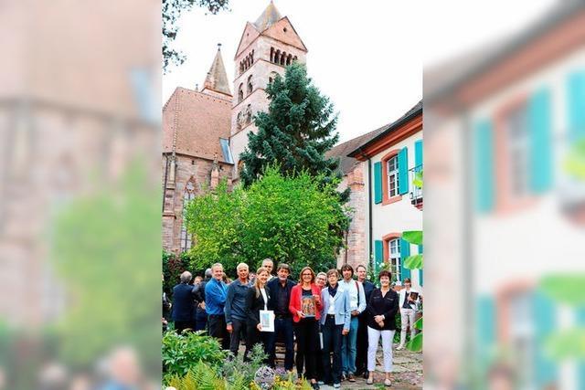 Staatssekretärin Katrin Schütz besuchte Breisach
