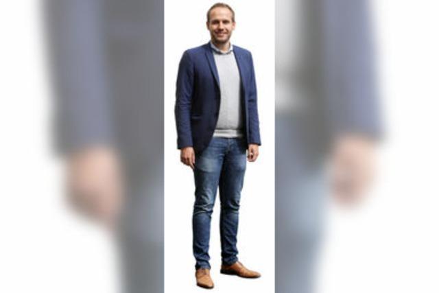 Felix Fischer (FDP) im Wahlkreis 283 Emmendingen-Lahr