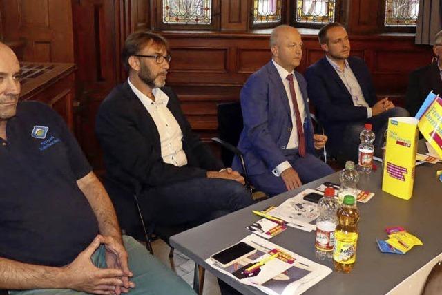 So war das FDP-Zukunftsforum zu Fluchtursachen und deren Bekämpfung