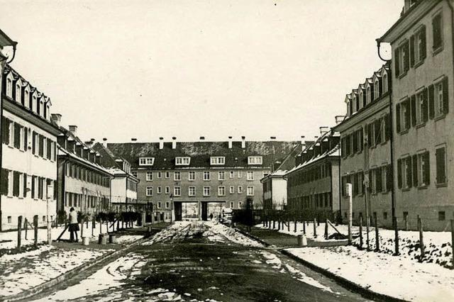 Einige Häuser in Brühl aus den 1920ern sind bis heute noch im Urzustand