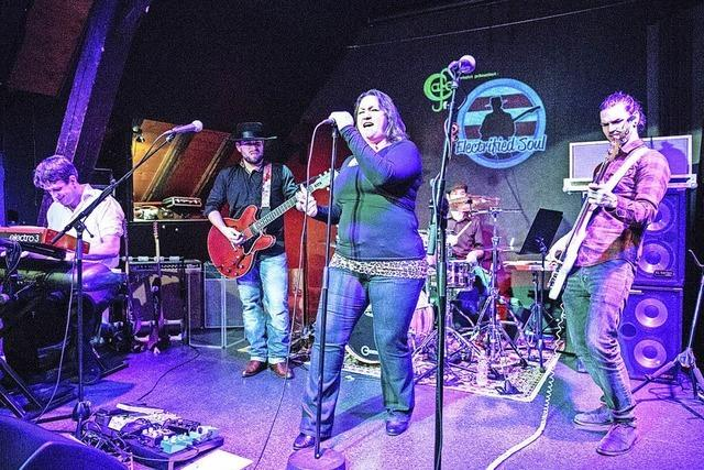 Bluesfestival erhält regionale Note
