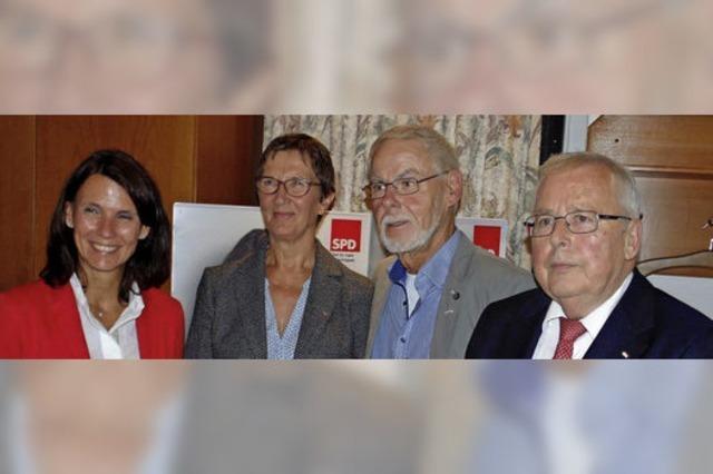 SPD Laufenburg sieht viele Punkte abgearbeitet