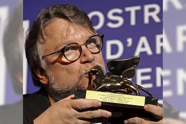 Guillermo Del Toro wird für