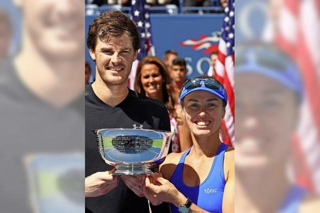 Hingis gewinnt 24. Grand Slam