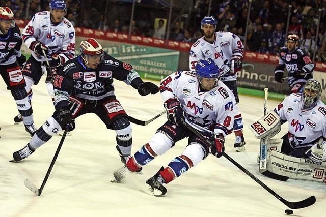 SERC verliert Derby gegen Mannheim