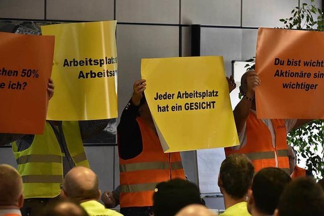 Bei Umicore in Rheinfelden sollen mehr Stellen als geplant wegfallen