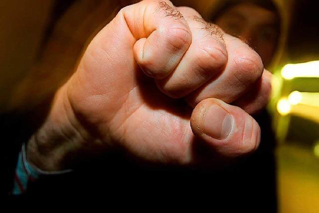 Schlag ins Gesicht: Streit wegen Rauchen im Zug eskaliert