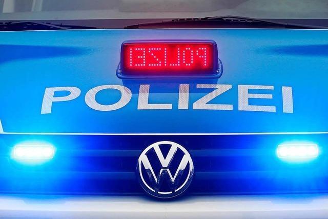Lörrach: Mann ruft die Polizei und ärgert sich dann über ihren Besuch