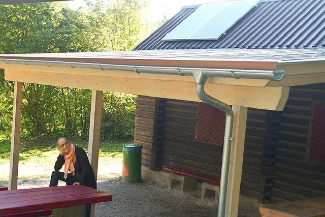 Degerfelden: Krailochhütte produziert Strom