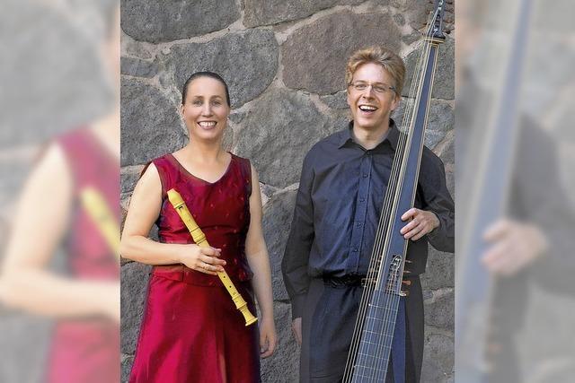 Duo La Vigna in Schallstadt-Mengen
