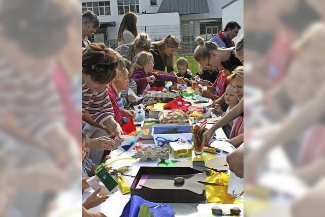 Spaß und Design für die Kinder