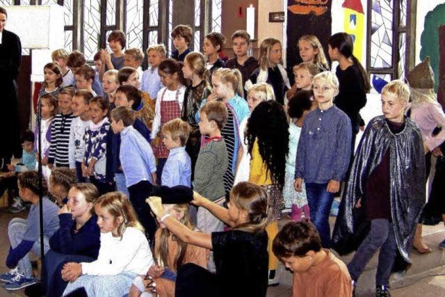 Kinder-Sing- und Bibel-Woche