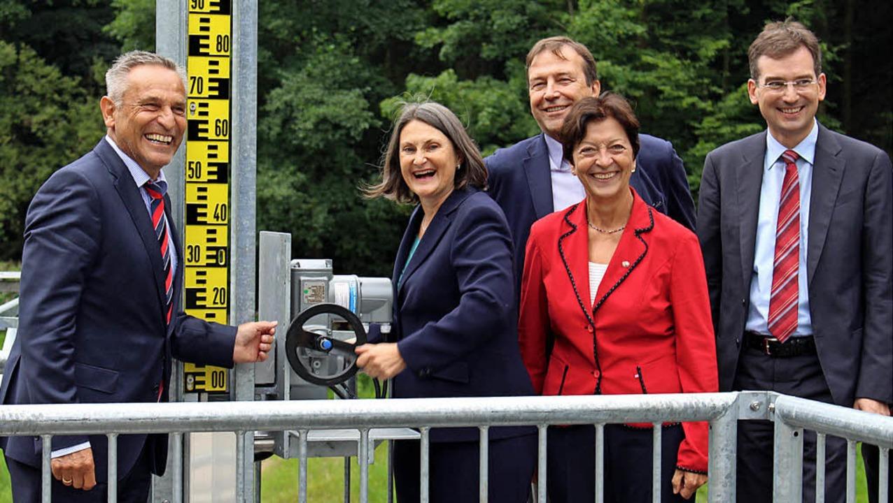 Ausgesprochen freudig öffneten Bürgerm...rtreter Nikolas Stoermer attestieren.   | Foto: Reiner Beschorner