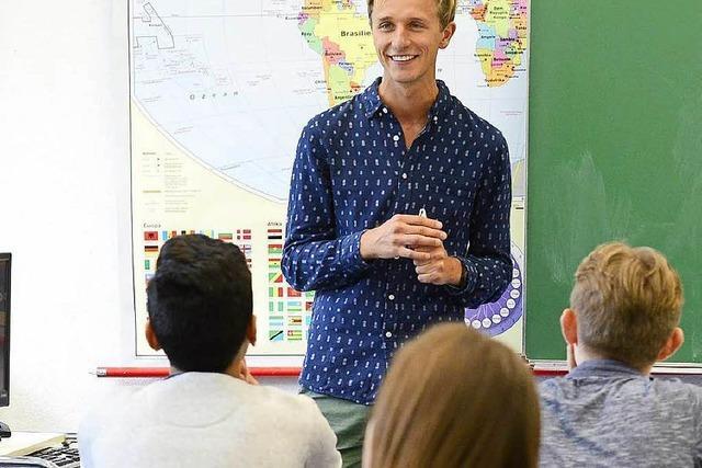 So war der erste Schultag – aus Sicht eines Referendars und einer Lehrerin
