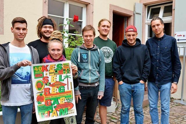 Mit einem Reggae-Festival feiert das Offenburger Jugendzentrum