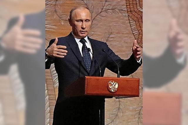 Weshalb der Kreml die Nischenkultur in Russland unter Druck setzt