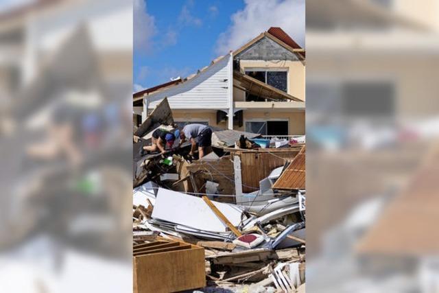 Auf der Karibikinsel gibt es nach dem Hurrikan Plünderungen und Gewalt