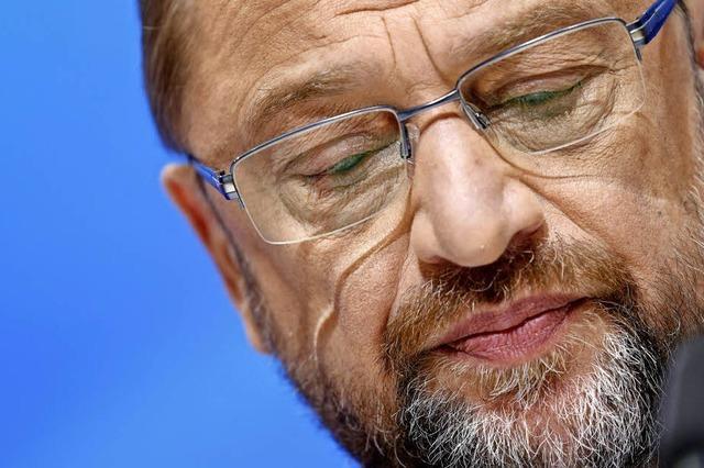 SPD bleibt nur die Große Koalition