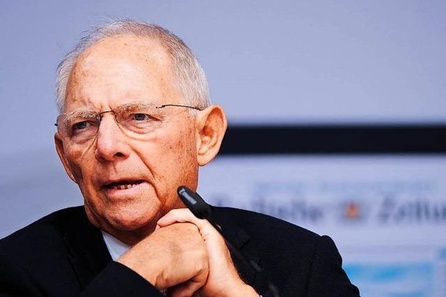 Schwarze Null und ihr Preis: Was hat Schäuble erreicht?