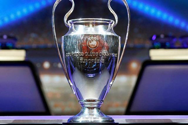 Was wird aus der Champions League?