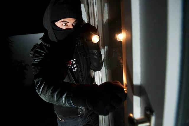 Einbrecher in Arztpraxis in der Innenstadt gefasst