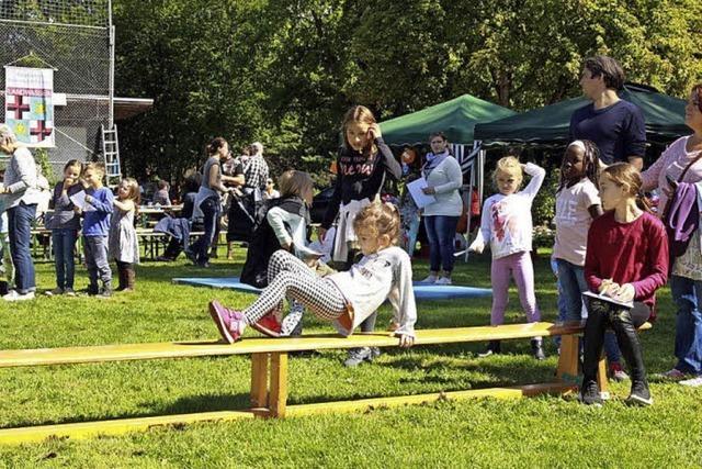 Kinderfest am Moosweiher