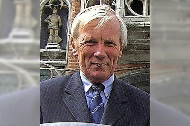 Kehle durchgeschnitten – Bürgermeister von Mouscron ist tot