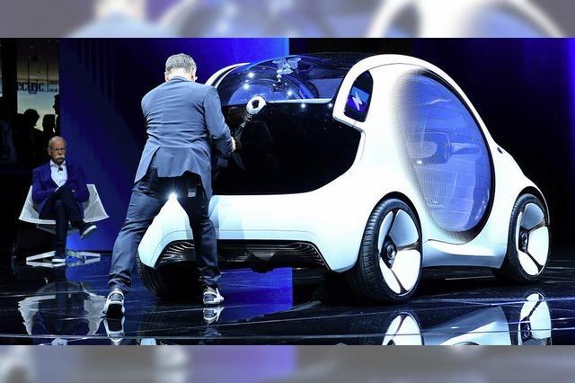 Deutsche Autobauer haben bei der E-Mobilität noch viel zu tun