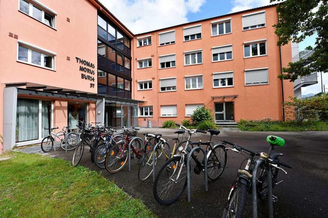 Im Studierendenwohnheim Thomas-Morus-Burse lebte und engagierte sich Maria L.   | Foto: thomas kunz